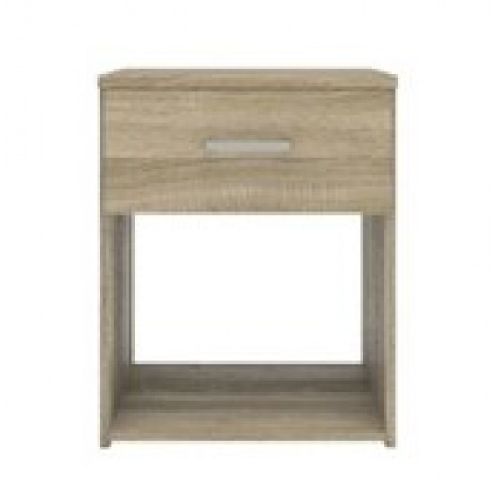 Noční stolek Sid 1S  sonoma