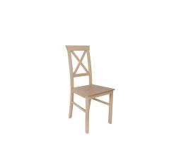 židle ALLA 4 - dub sonoma (TX069)