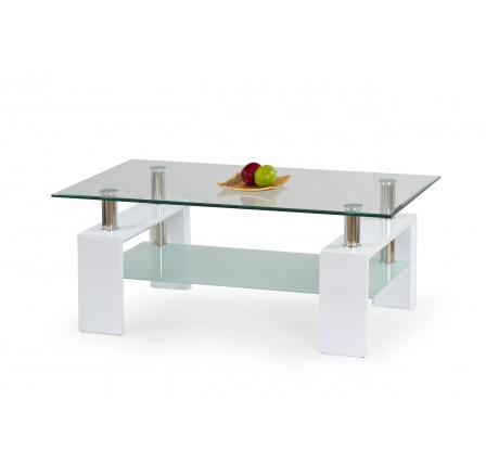 Konferenční stůl DIANA H Bílý