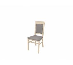 Židle ALLANIS  dub sonoma (TX069)/Endo 7713 taupe