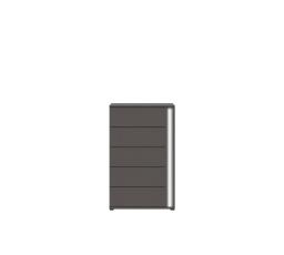 GRAPHIC (S343) KOM5SL/C šedý wolfram