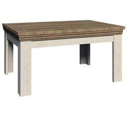Konferenční stůl ROYAL LN2 /norská bílá+dub