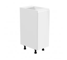 Kuchyňská dolní skřínka - ASPEN D30 (P/L), bílý lesk