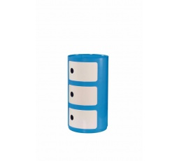 Kontejner ALF /bílá +modrá