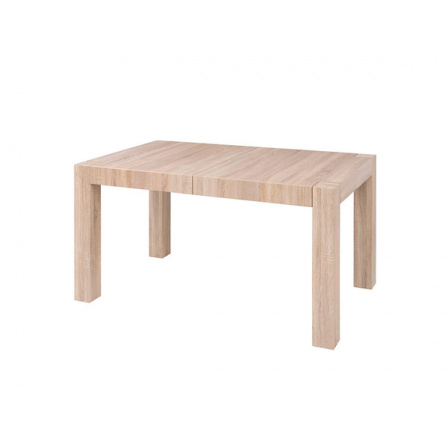 Jídelní stůl RESTEN - ST 85/140, dub sonoma