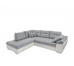 CARL II LUX RECBK.3DL - Matrix 15 silver/madryt 920 white (M4411G/M5018G) (FL VII,FL9-K1230) (BRW COMFORT)***