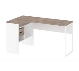 Psací stůl Felix 118 bílá/truffle