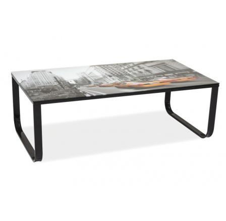 Konferenční stůl TAXI II New York /černá