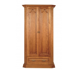 "KOLUMBUS (KINGA) skříň dřevo D3- 108 x 202 x 65  kolekce ""B"" (K250-Z)"