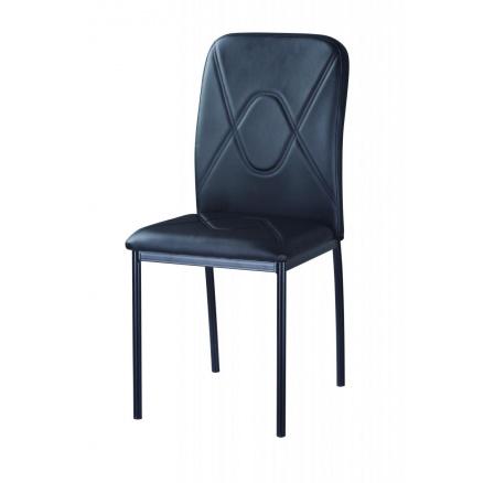 Jídelní židle F-623 černá