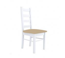 Židle ROYAL KRZ 6, Světlý potah