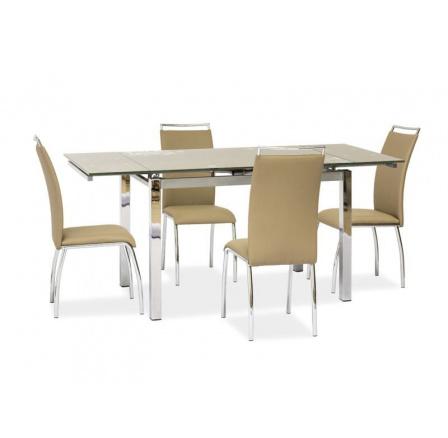 Jídelní stůl GD-017, bežový