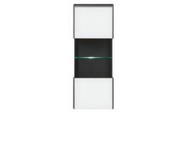 FINI SFW1W/12/5 šedý volfram/bílý mat***
