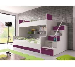 Patrová postel PARADISE