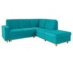 CABRAS  2F.OTMBK, Solo 261 turquoise, TX144 (BRW COMFORT) (FL11-K1030)