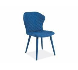 Jídelní židle LOGAN, modrá