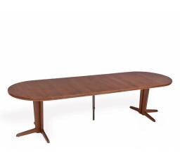 stůl CARLOS MAX kaštan