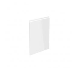 Dvířka na myčku s panelem 45 cm (57x44,6) - ASPEN, bílý lesk