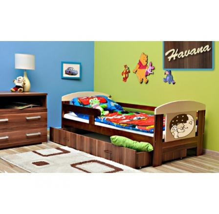 Dětská postel FILIP 160x80 cm