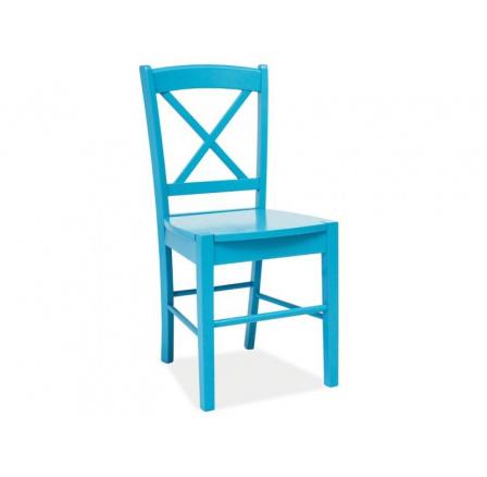 Jídelní židle CD-56 modrá