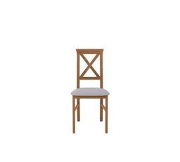 židle ALLA 3 - dub stirling  (TX100)/Soro 90 grey