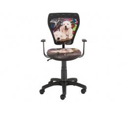 židle dětská (MT/NSTYL/KRZ-OBR) MINISTYLE GTP PES