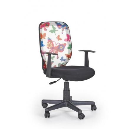 Dětská židle KIWI Butterfly