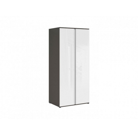 Šatní skříň GRAPHIC (S343) SZF2D/C