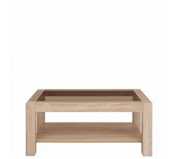 Konferenční stůl RUMBI /dub sonoma