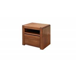 """ELIZABET (ELINOR) noční stolek masiv VIŠEŇ - kolekce """"FN""""- (K150)"""