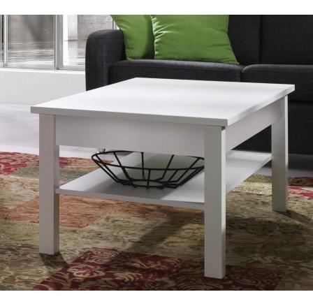Konferenční stolek Wenecja R9 bílá