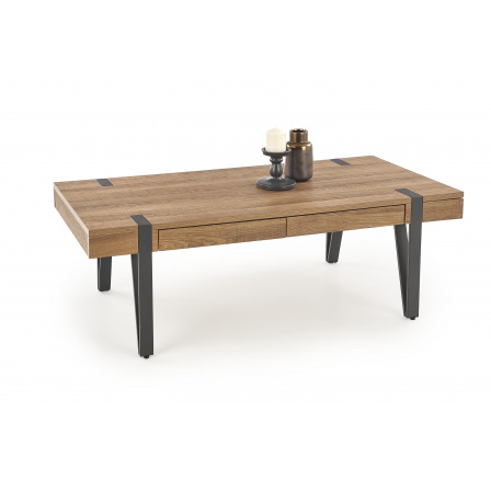 Konferenční stůl TULUZA Ořech/Černá