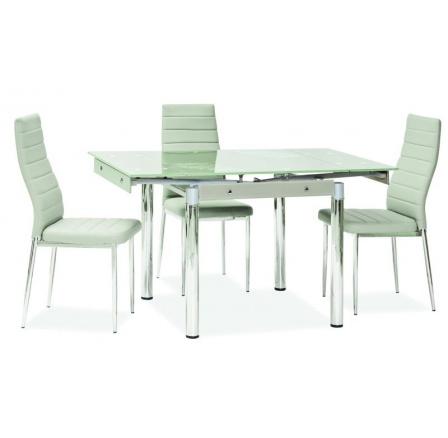 Jídelní stůl GD-082, bílý
