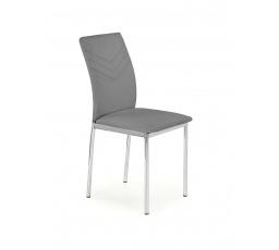 Jídelní židle K137, Šedá
