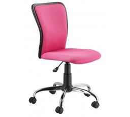 Kancelářské křeslo Q-099 Růžové