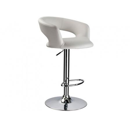 Barová židle Krokus C-328 bílá