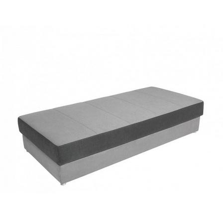 postel PEPE LBK - Soro 90 světle šedá