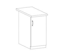 ROYAL  - dolní skříňka 40cm D40