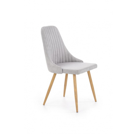Jídelní židle K285 šedá