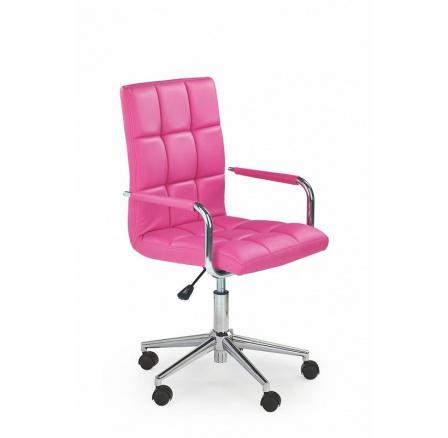 Dětská židle GONZO 2 Růžová