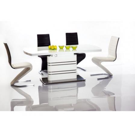 Jídelní stůl GUCCI 140, bílý