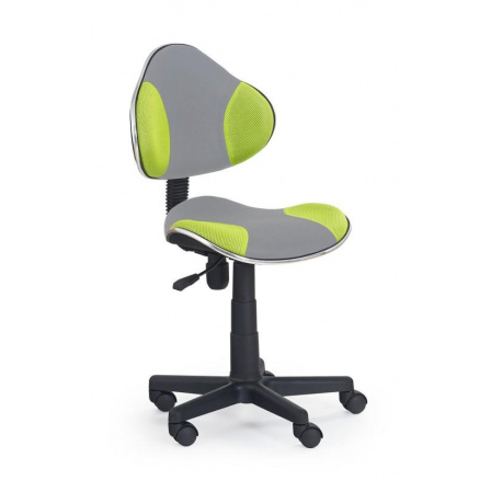 Dětská židle FLASH 2 /šedá+zelená