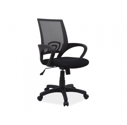 Kancelářské křeslo Q-148/černá