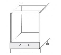 PLATINUM - dolní skříňka  60cm D11k/60