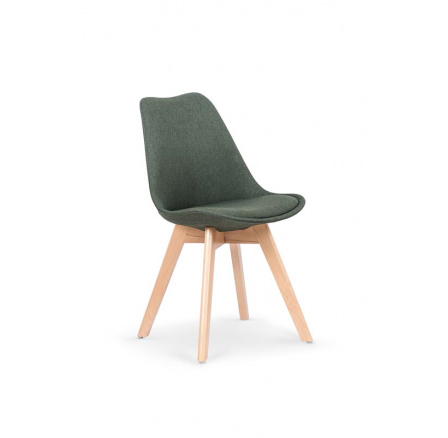 Jídelní židle K303 zelená