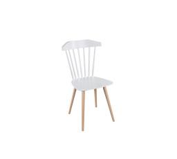 Židle PATYCZAK PROWANSALSKI bílá (TX098)/dub sonoma (TX069)