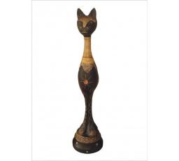 Kočka india černá