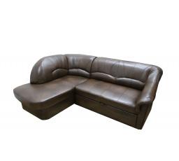 """ZEUS (YARDEK) -LEVÁ sedací souprava kůže ANTYK S50 kolekce """"B"""" (Z) (PY) (K250-Z)"""