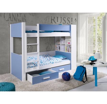 GASPAR - patrová postel pro 2 děti