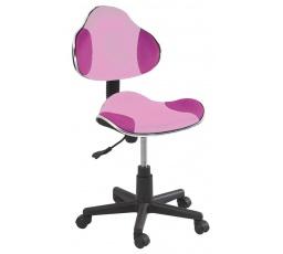 Dětská židle Q-G2 Růžová